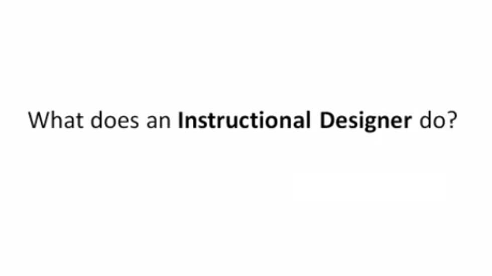 Who Is An Instructional Designer Edtechreview Etr