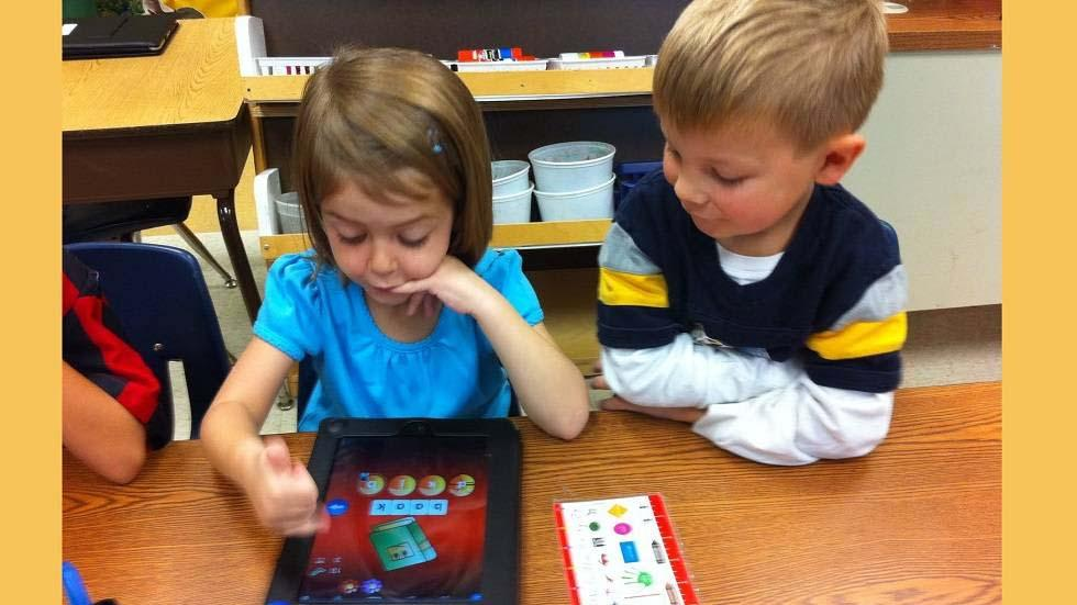 Ipads In Elementary Schools Great Collectio...