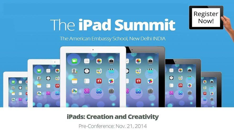 The iPad Summit - Call for Presenters | New Delhi, India