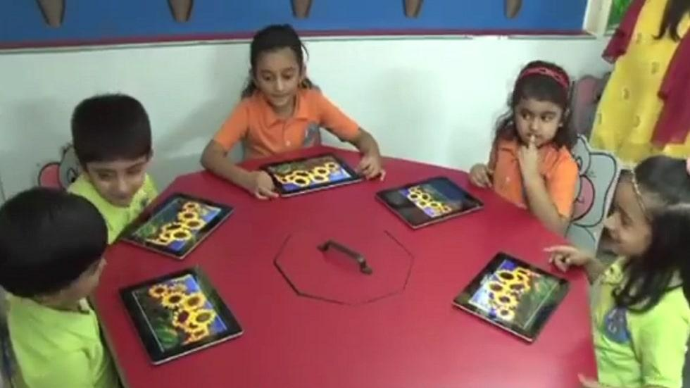 Developmentally Appropriate Ways To Use iPads With Kindergartners