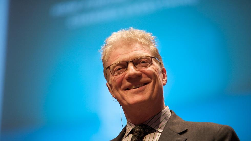 Awesome Sayings & Educational Quotes by Sir Ken Robinson