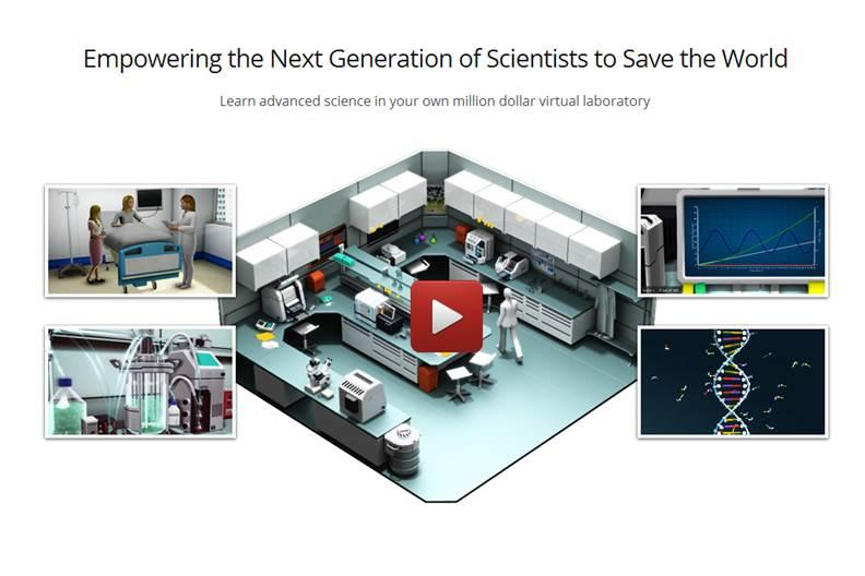 Labster: Virtual Labs for Biology and Life Sciences Teachers