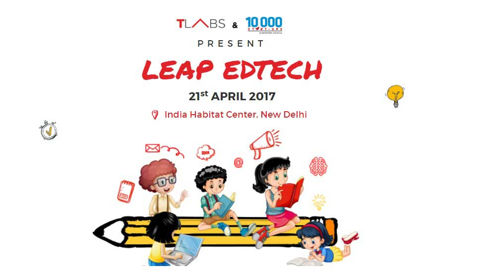 "Explore The EdTech Industry at ""Leap EdTech"" This April"
