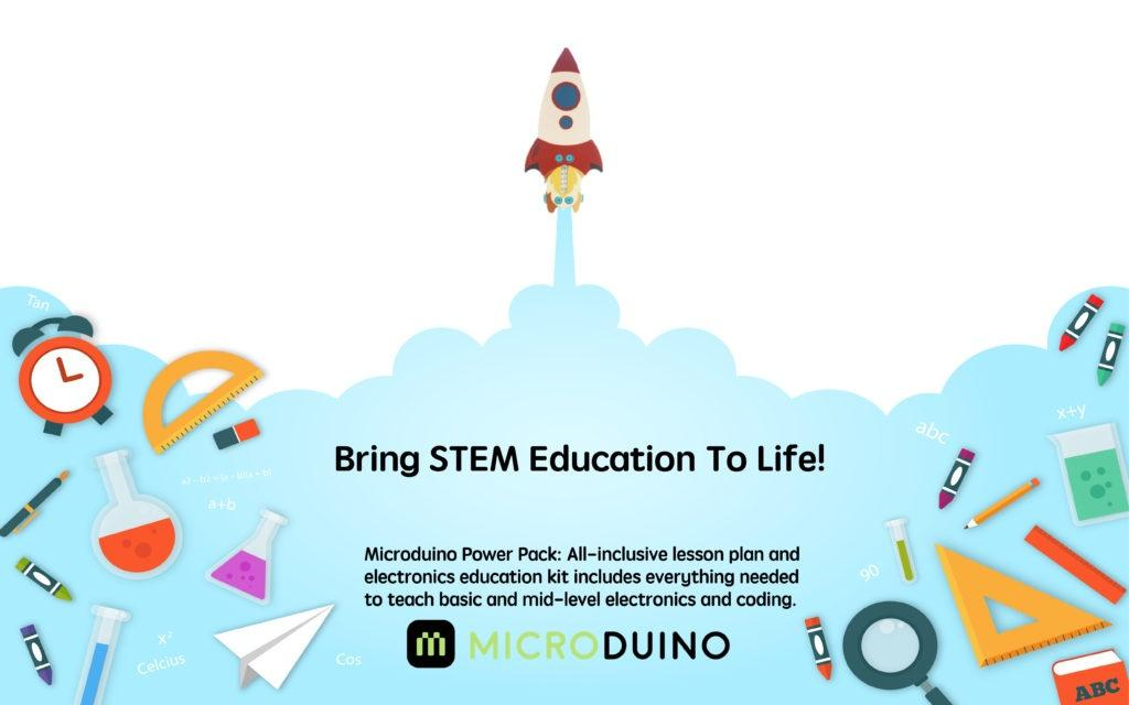 Educational Toy Designer Microduino Launches New Mix Kit Series  To Facilitate STEM/STEAM Instruction and Learning in Schools