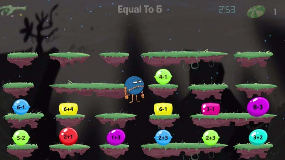 Monster Math: Beautiful Journey that Secretly Improves Math