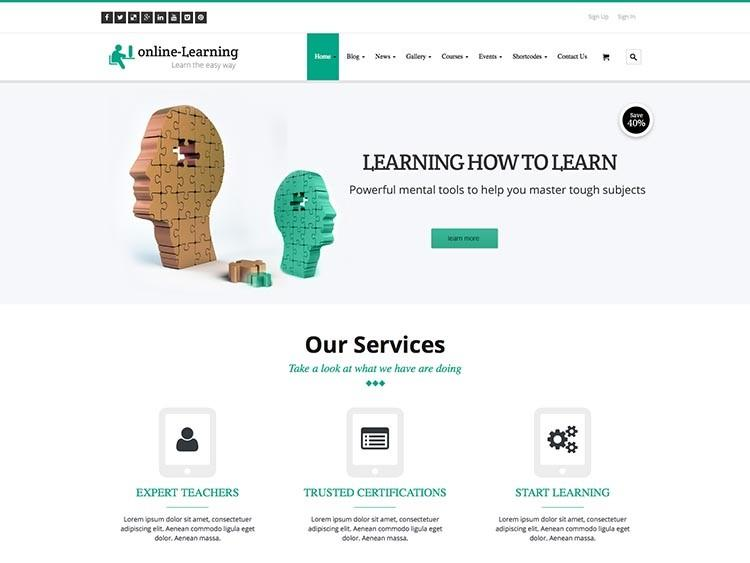 online-learning-wordpress-theme