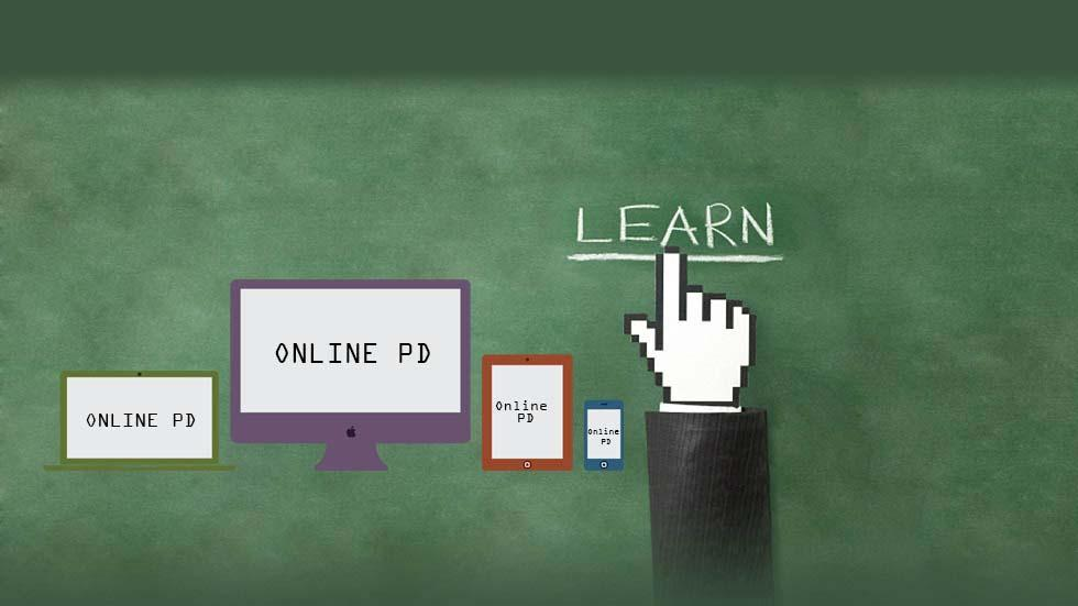Three free online PD events in December‏
