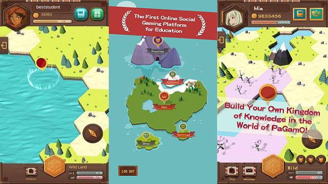 Popular Online Learning Game PaGamO Now Available as Android App