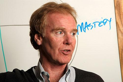 Peter Senge Shares Some Successful Learning Strategies for the 21st Century