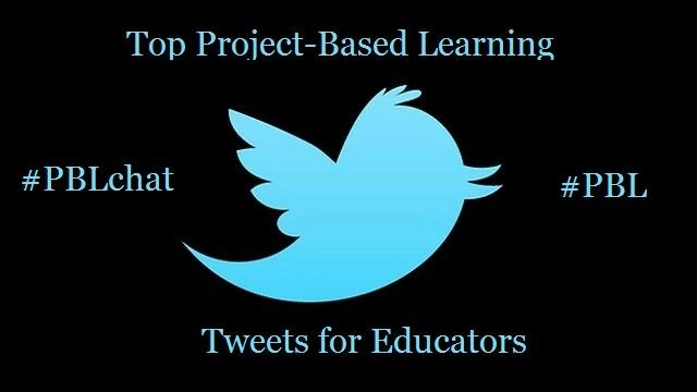 Project-Based Learning Tweets for Educators