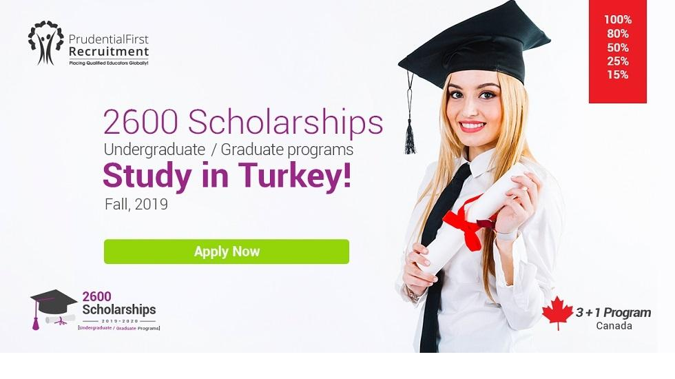 Prudential First A.S., Signs Agreement With Turkish Universities to Award 2600 Student Admission Scholarships