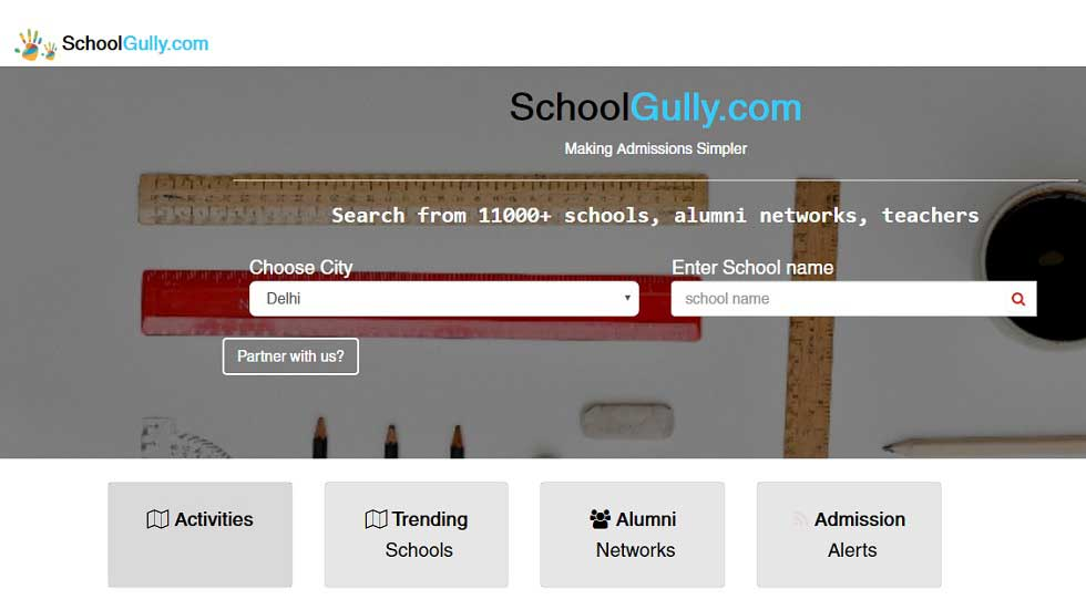 Discover Schools with SchoolGully To Make the Admission Process Simpler
