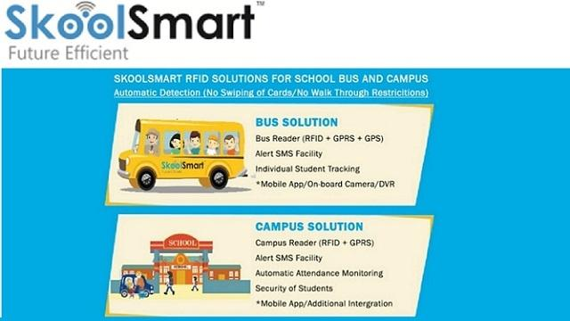 Automated RFID Based Student Tracking & Attendance System