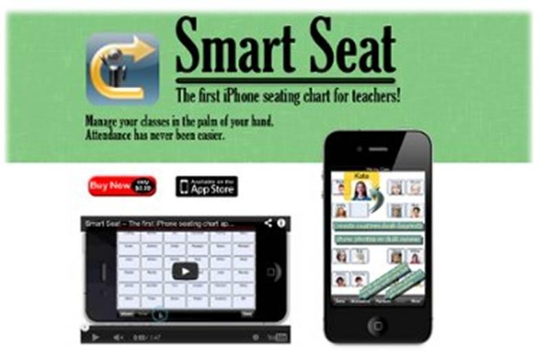 classroom seating chart app