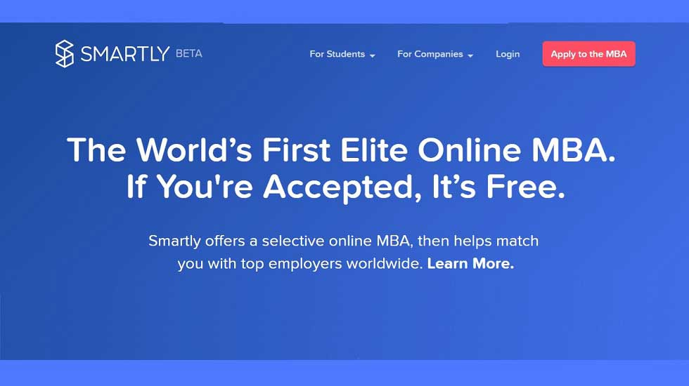 Pedago's Smartly - A New Approach to Online MBA & Career Network