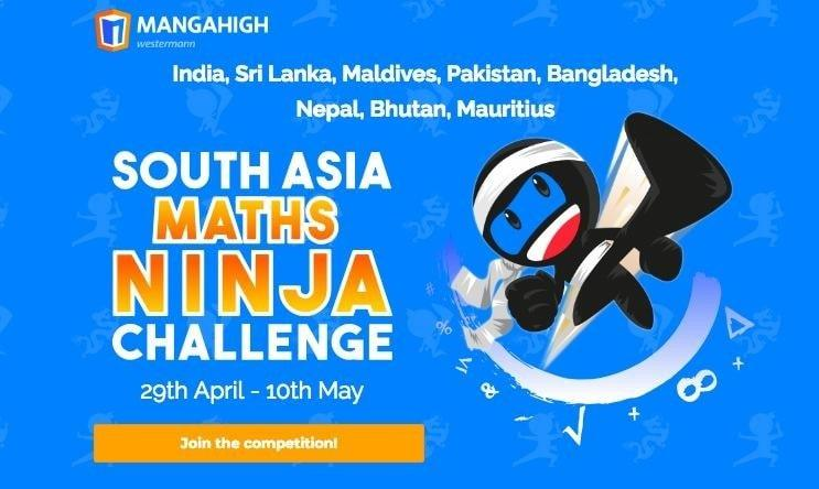 The BIGGEST Mangahigh Mathematics Competition for Schools is here!