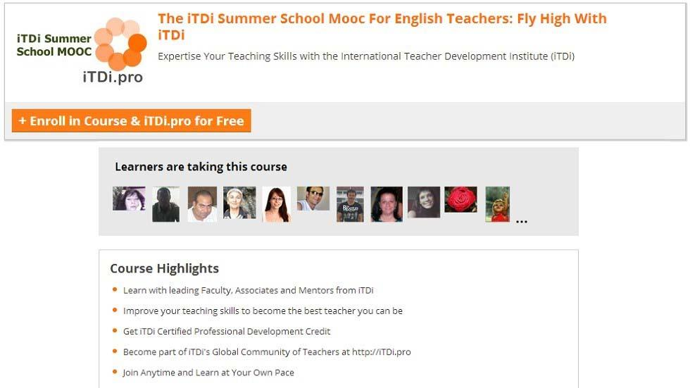 MOOC for TEFL Teacher Development Training - Enroll Now!