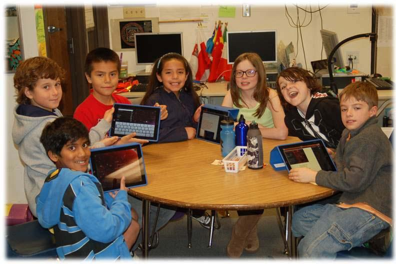Impact of Technology in Elementary Classrooms