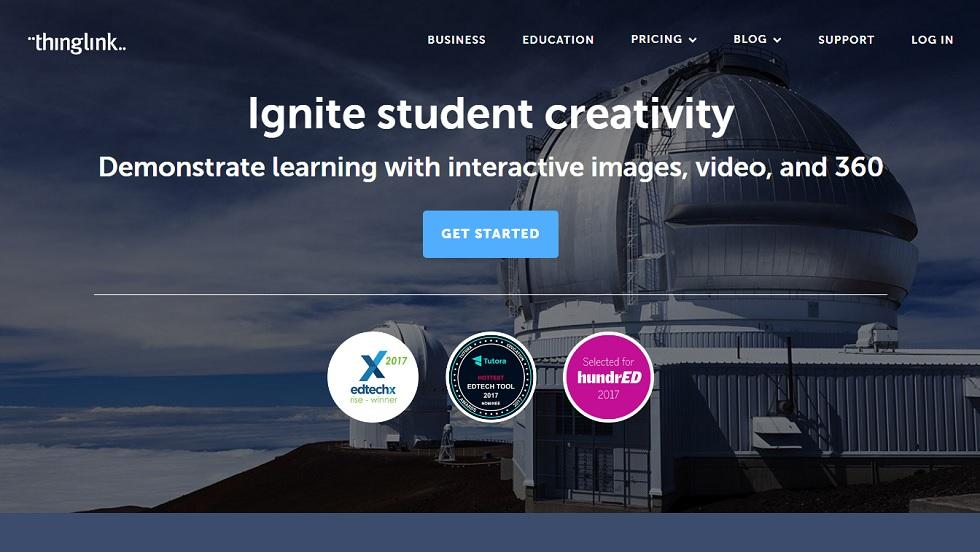 ThingLink Launches in India Bringing Immersive Learning to Schools and Universities