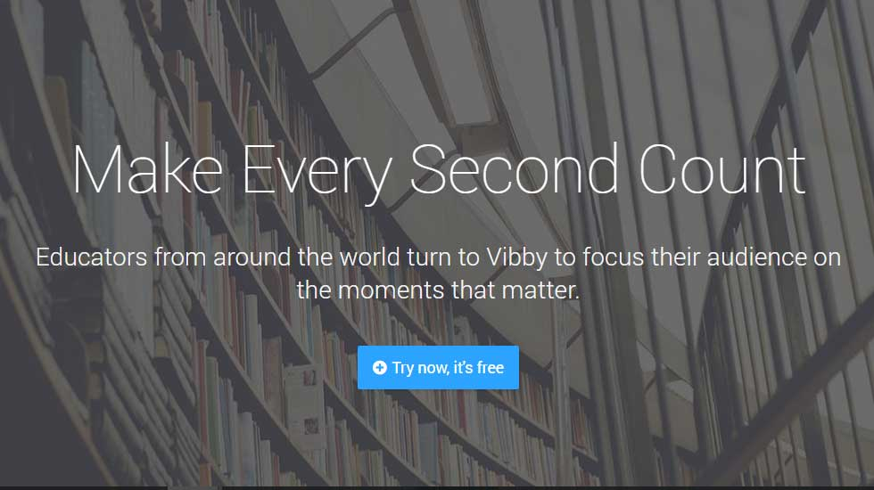 Vibby - A Great Video Resource For Educators