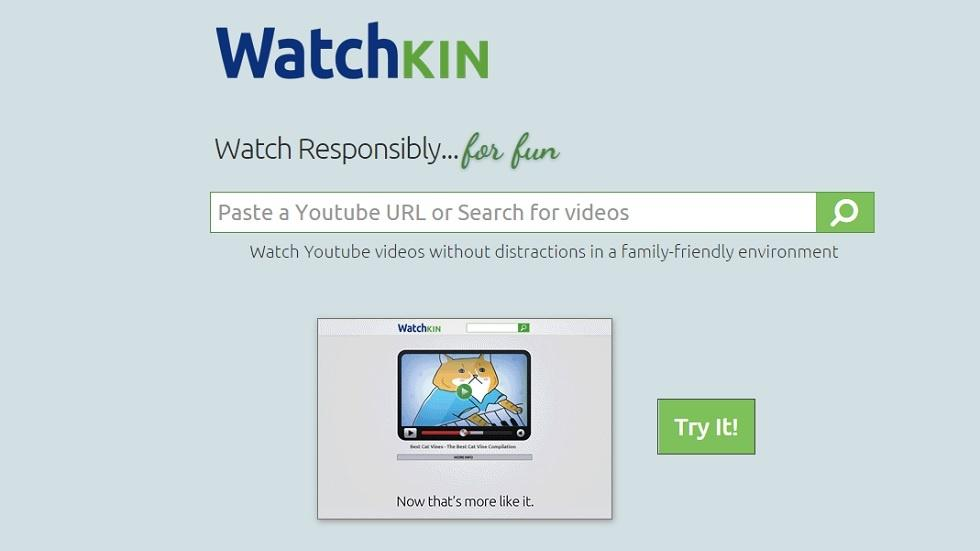 Watch And Show Videos Without Distractions With Free Tool Watchkin