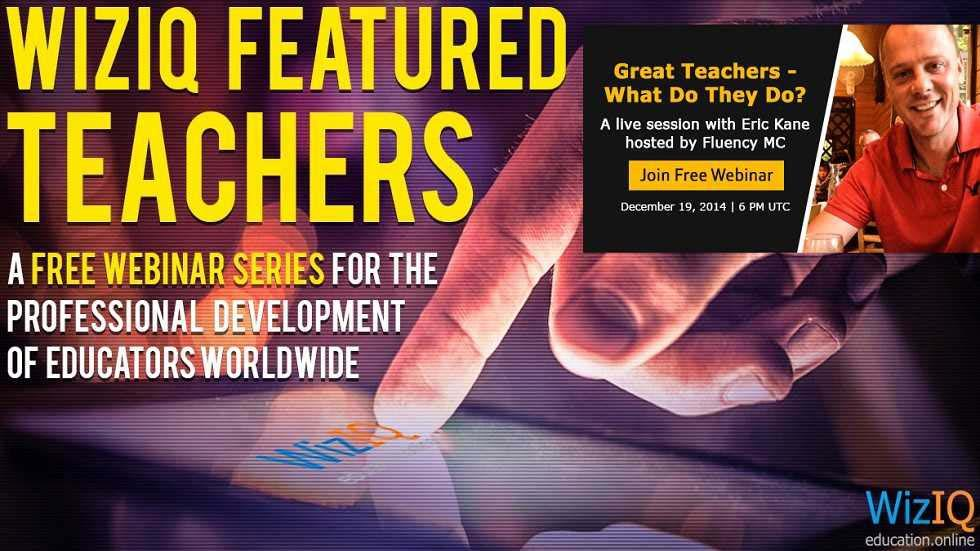 [Webinar] Great Teachers - What Do They Do?